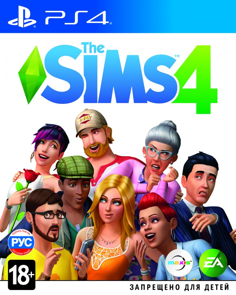 PS 4 Sims 4 PS 4