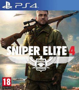 PS 4 Sniper Elite 4