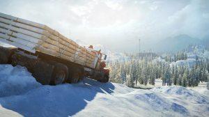 PS 4 SnowRunner PS 4