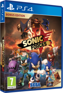 PS 4 Sonic Forces