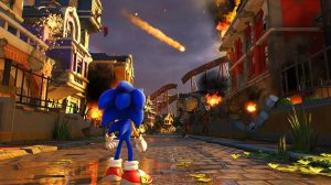 PS 4 Sonic Forces PS 4