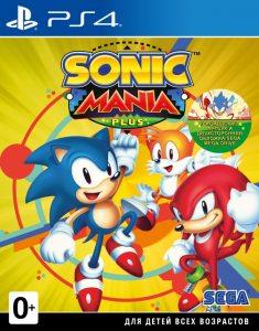 PS 4 Sonic Mania Plus