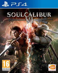 PS 4 Soul Calibur VI