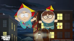 PS 4 South Park. The Fractured but Whole PS 4