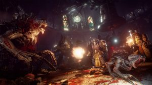 PS 4 Space Hulk Deathwing. Enhanced Edition PS 4