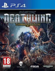 PS 4 Space Hulk Deathwing. Enhanced Edition