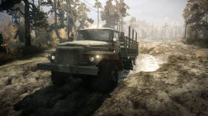 PS 4 Spintires: MudRunner PS 4