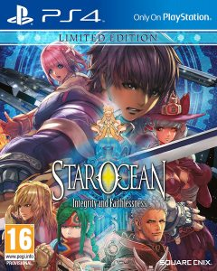 PS 4 Star Ocean V Integrity and Faithlessnes Специальное издание