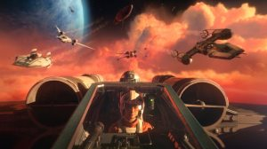 PS 4 Star Wars: Squadrons PS 4