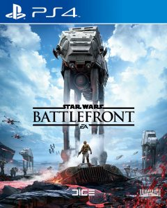 PS 4 Star Wars Battlefront