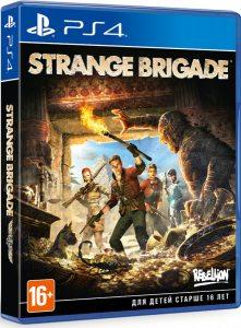 PS 4 Strange Brigade