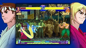PS 4 Street Fighter 30th Anniversary Collection PS 4