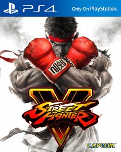 PS 4 Street Fighter V
