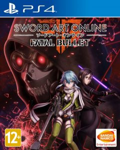 PS 4 Sword Art Online: Fatal Bullet