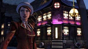 PS 4 Tales from the Borderlands PS 4