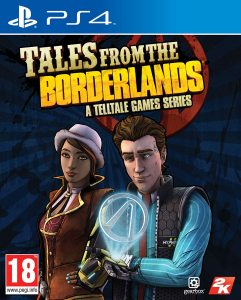 PS 4 Tales from the Borderlands