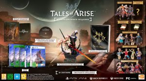 PS 4 Tales of Arise: Collector's edition