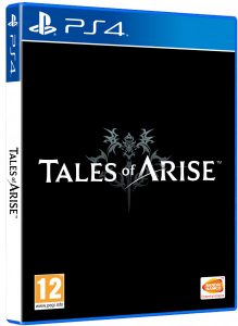 PS 4 Tales of Arise