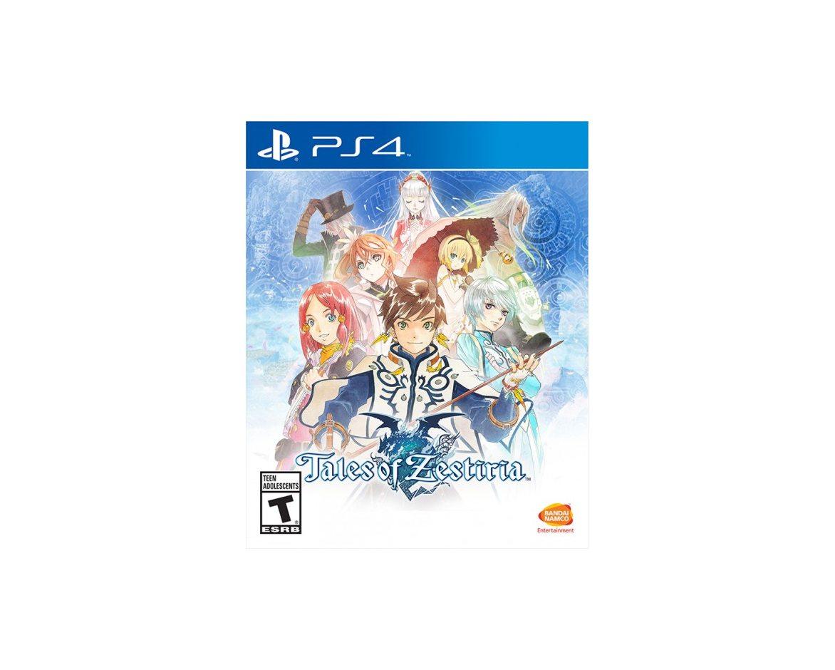 PS 4 Tales of Zestiria PS 4