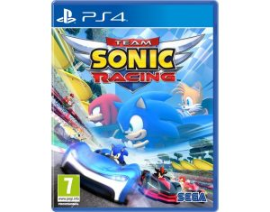 PS 4 Team Sonic Racing