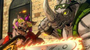 PS 4 Teenage Mutant Ninja Turtles: Mutants in Manhattan PS 4