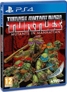 PS 4 Teenage Mutant Ninja Turtles: Mutants in Manhattan