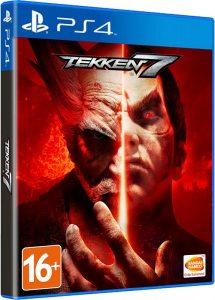 PS 4 Tekken 7