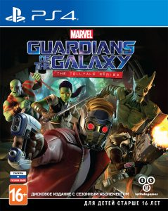 PS 4 Telltale's Guardians of the Galaxy