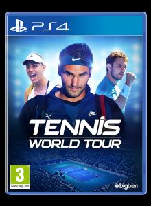 PS 4 Tennis World Tour