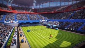 PS 4 Tennis World Tour PS 4