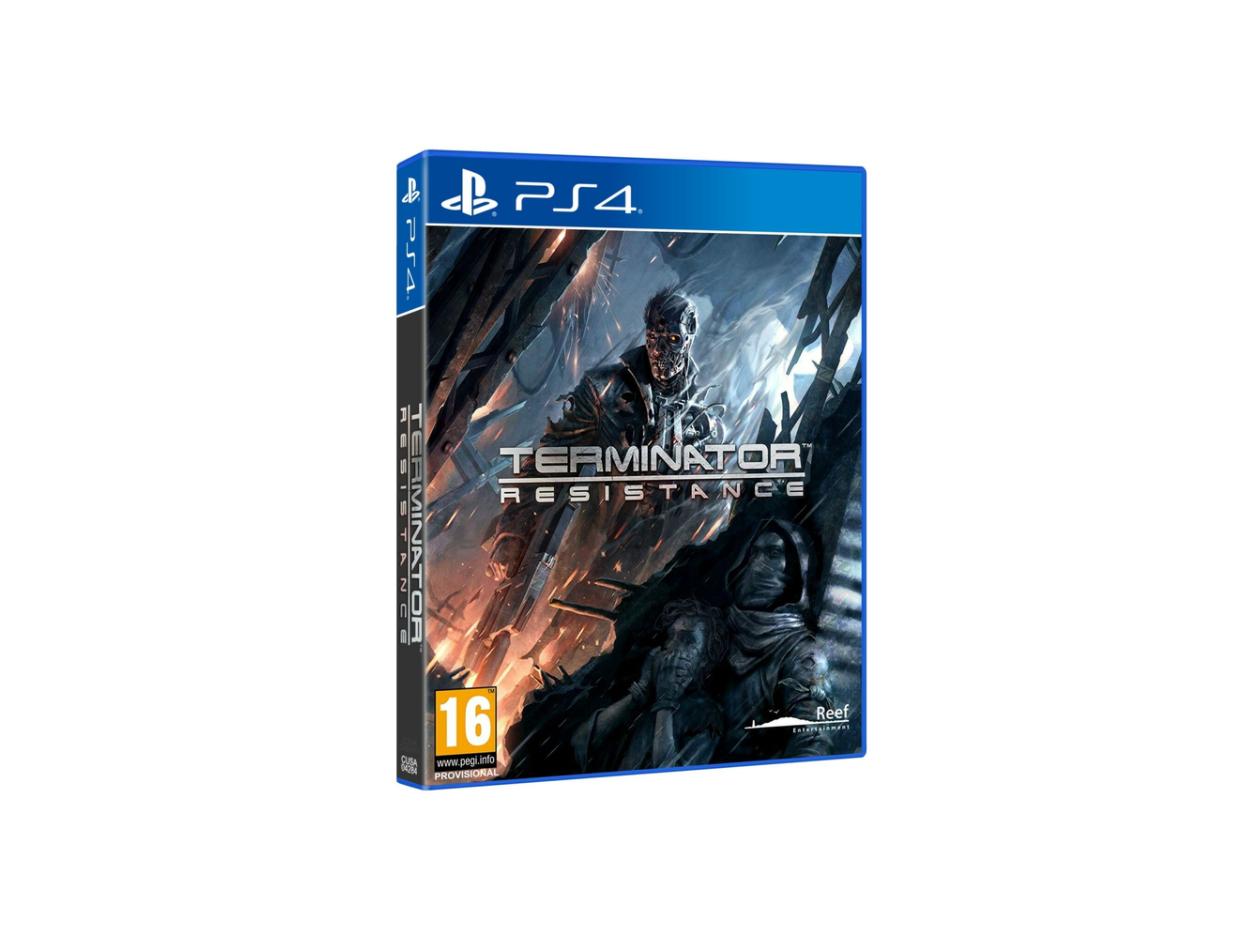 PS 4 Terminator: Resistance PS 4