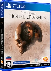 PS 4 The Dark Pictures: House of Ashes