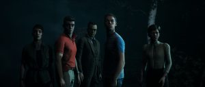 PS 4 The Dark Pictures: Little Hope PS 4
