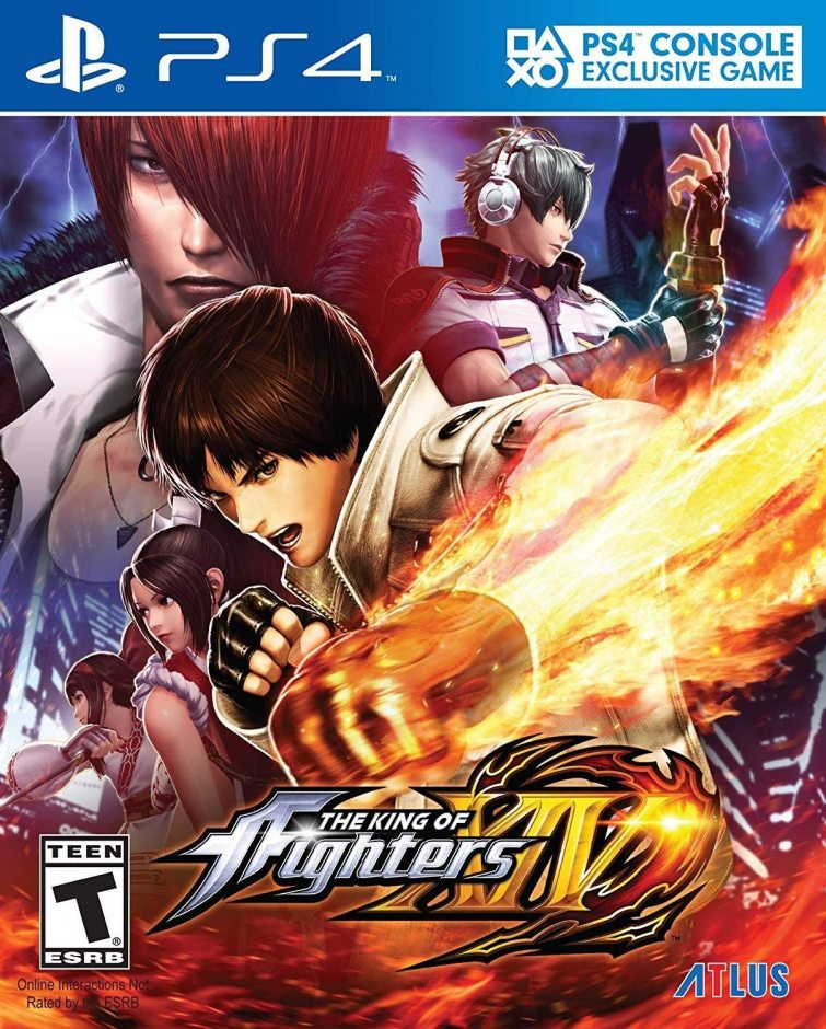 PS 4 The King of Fighters XIV PS 4