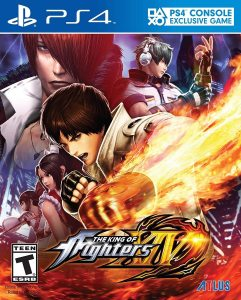 PS 4 The King of Fighters XIV