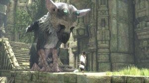 PS 4 The Last Guardian. Последний хранитель PS 4
