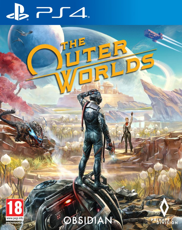 PS 4 The Outer Worlds PS 4