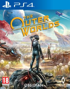 PS 4 The Outer Worlds