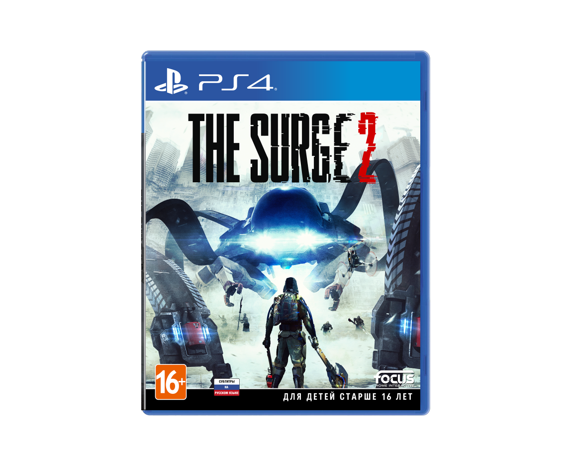 PS 4 The Surge 2 PS 4