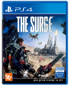 PS 4 The Surge