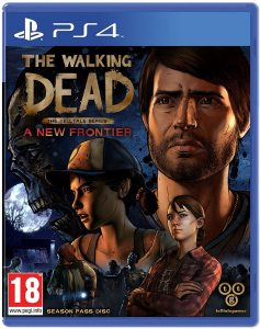 PS 4 The Walking Dead: A New Frontier