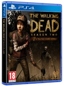 PS 4 The Walking Dead: The Complete Second Season