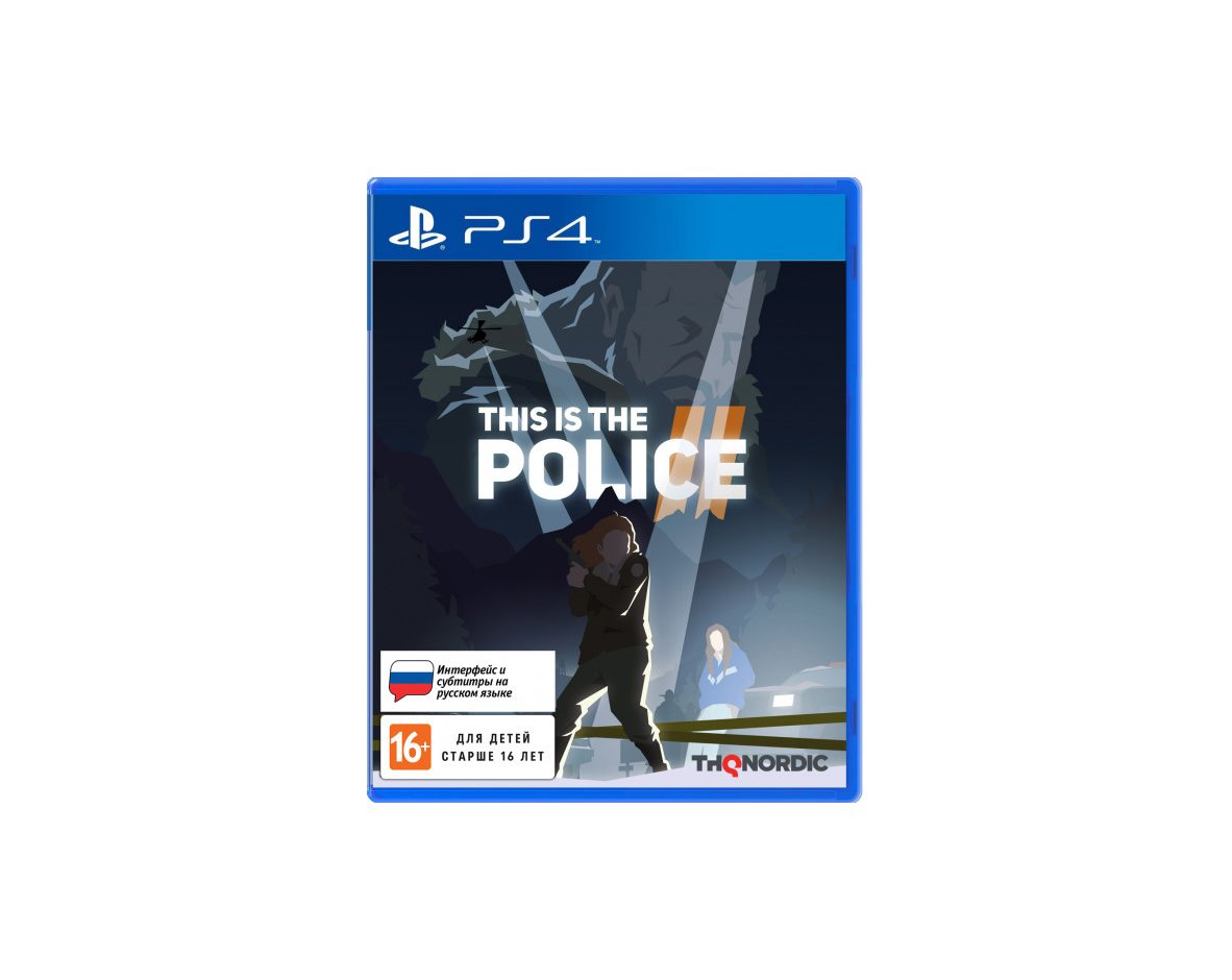 PS 4 This is the Police 2 PS 4