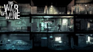 PS 4 This War of Mine: The Little Ones PS 4