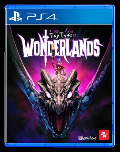 PS 4 Tiny Tina's Wonderlands