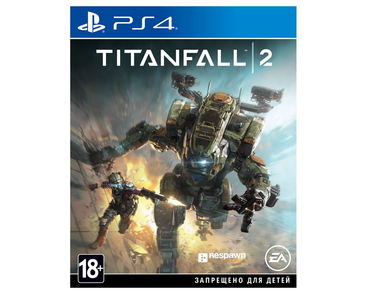 PS 4 Titanfall 2 PS 4