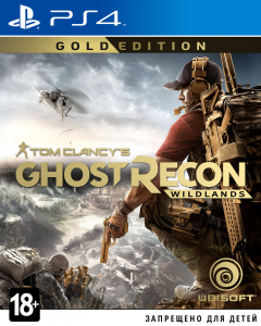 PS 4 Tom Clancy's Ghost Recon. Wildlands. Gold Edition