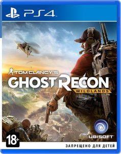 PS 4 Tom Clancy's Ghost Recon. Wildlands