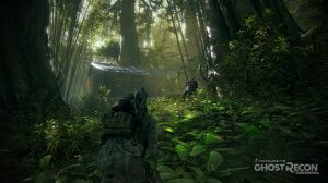 PS 4 Tom Clancy's Ghost Recon. Wildlands PS 4