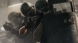PS 4 Tom Clancy's Rainbow Six Осада Advanced Edition PS 4